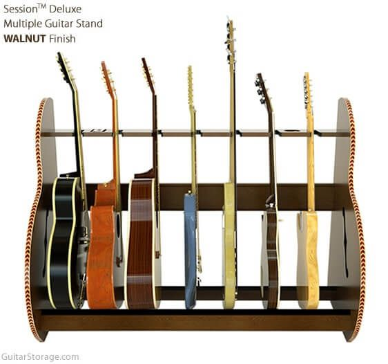 i need a decent multi guitar stand for