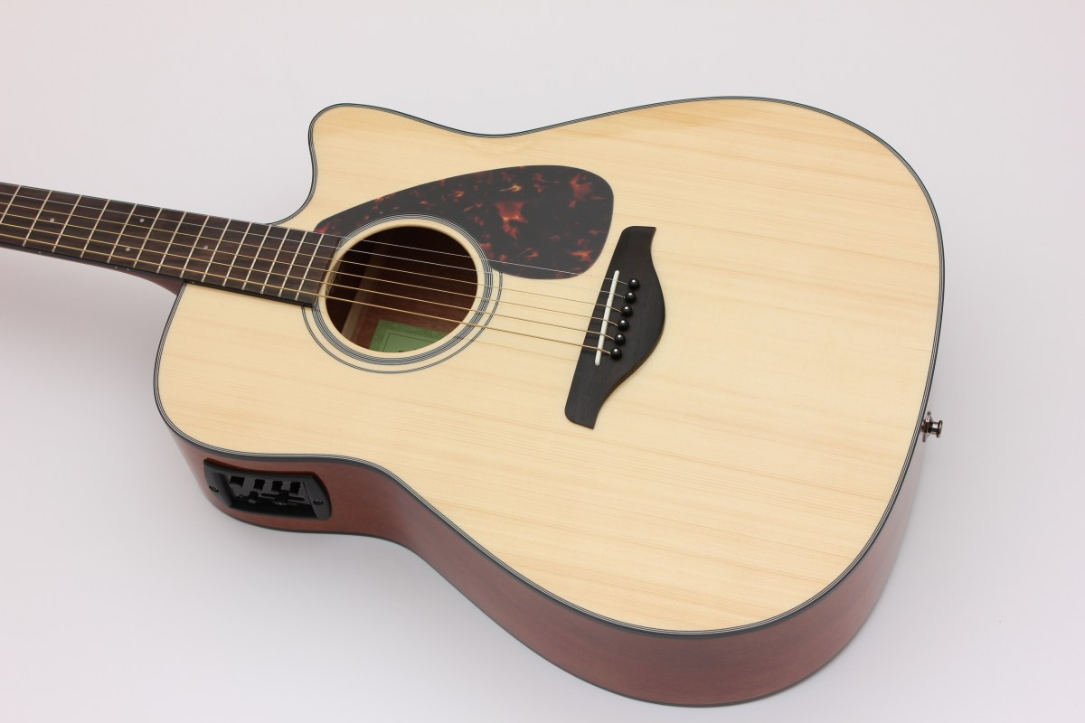 yamaha fgx800c natural acoustic electric guitars united. Black Bedroom Furniture Sets. Home Design Ideas