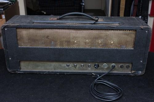 small resolution of marshall plexi 100 watt amp head vintage