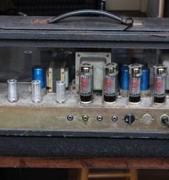 marshall plexi 100 watt amp head vintage [ 3456 x 2304 Pixel ]