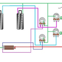 Guitar 3 Pickup Wiring Diagrams Multiple Lights To One Switch Diagram Craig S Giutar Tech Resource Way Selector View