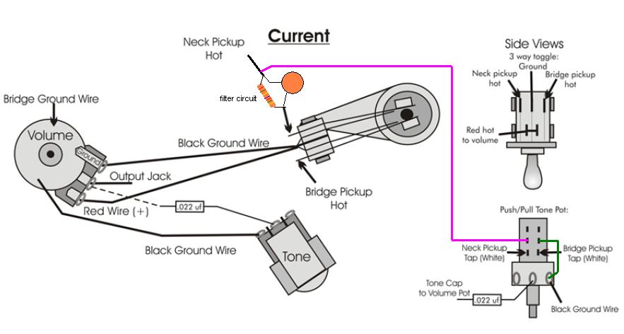 prs custom 22 wiring diagram