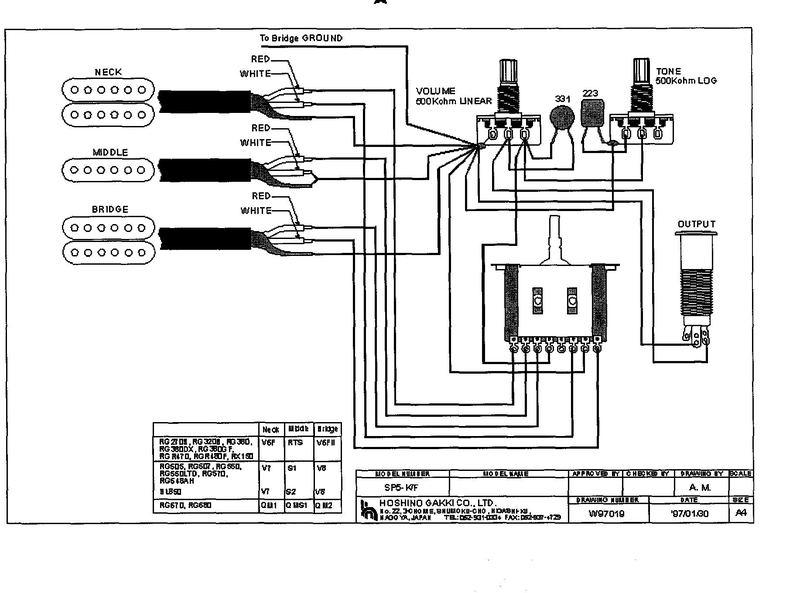 Ibanez Rg Wiring Diagram Coil Tap, Ibanez, Free Engine