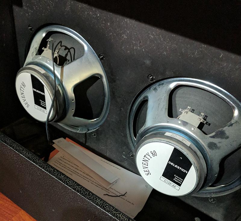 understanding guitar amps watts, ohms, and speaker wiring - guitar - wiring  3 4
