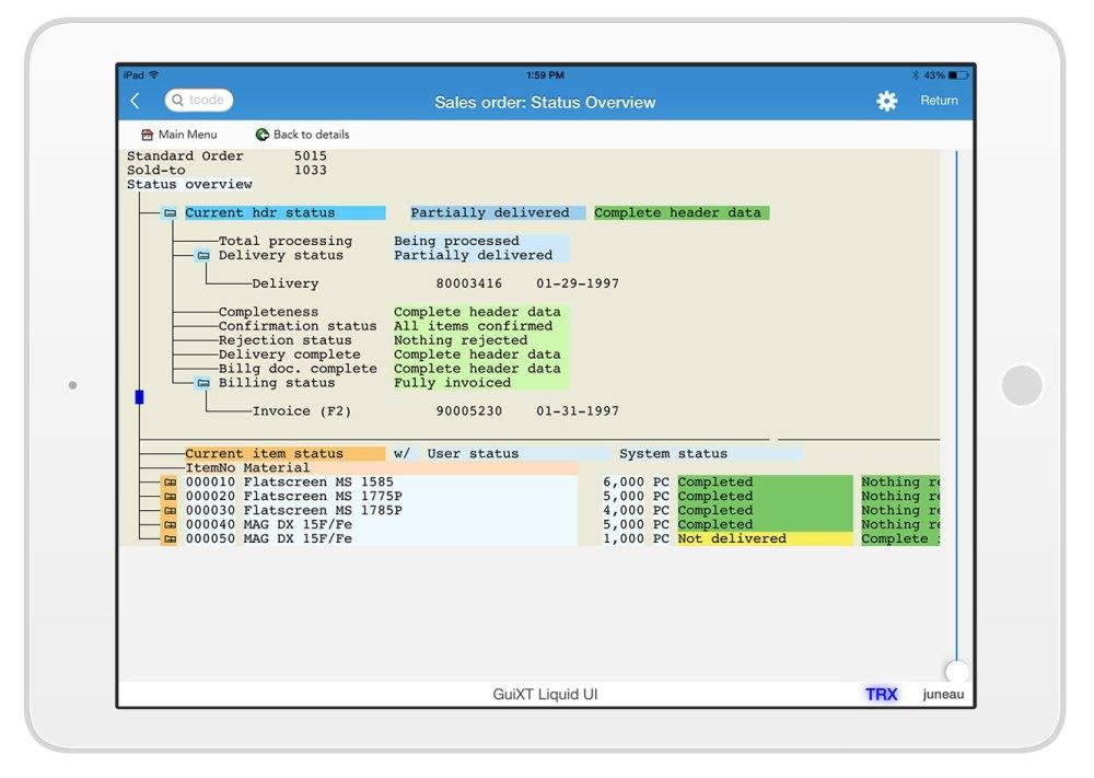 medium resolution of database independent network optimization technology