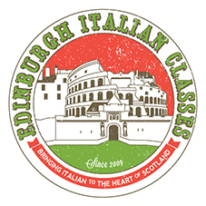 Logo design for Edinburgh Italian Classes