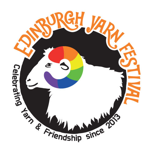 Edinburgh Yarn Festival: Logo Refresh