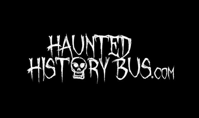 Haunted History Bus: Logo