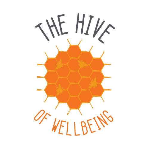 The Hive of Wellbeing: Logo Design