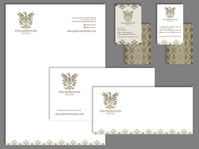 Corporate Image for Palmerston Suites