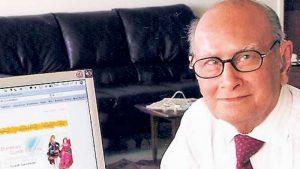 ગુજરાતીલેક્સિકોનના સ્થાપક શ્રી રતિલાલ ચંદરયાને કૃતજ્ઞતાપત્ર
