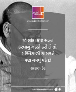 Gujarati Quote – 11 November