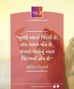 Gujarati Quote – 10 November