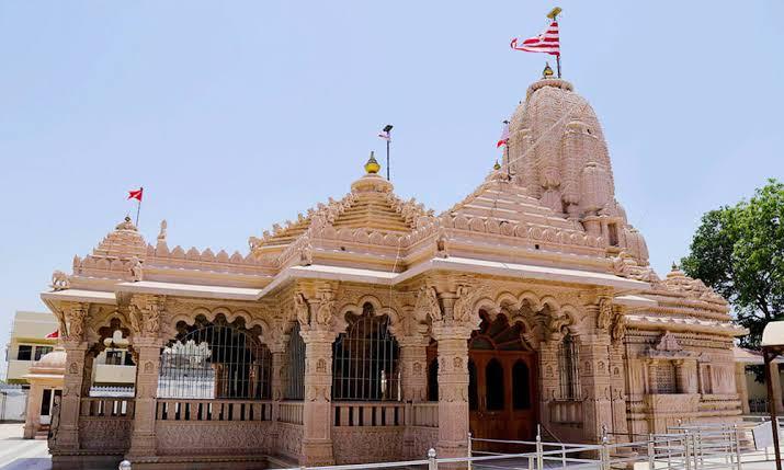 Temple in Kutch, Mata No Madh