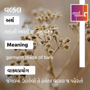 Word Of The Day – 6th September 2021