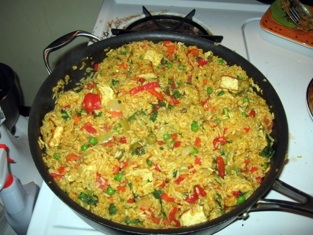 Vegetable Khichadi