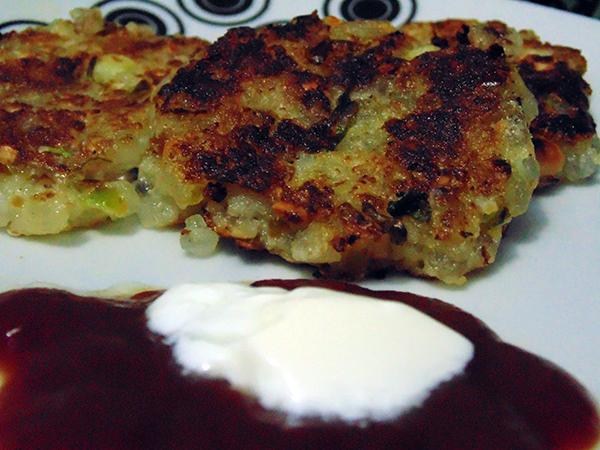 Bataka-Sabudana Ni Tikki (Potato-Sago Tikki)