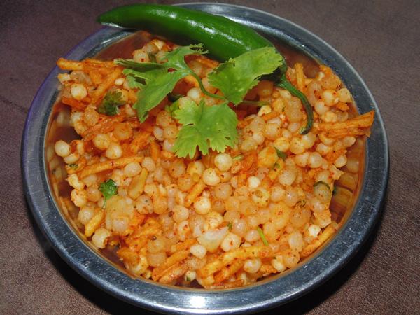 Dry Sabudana Khichdi (Without Oil)