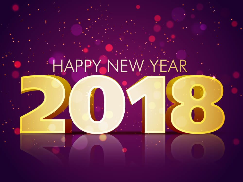 Happy New Year Images Wallpaper Photos 2018