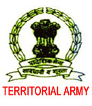 Indian Army Territorial Officer Recruitment 2014