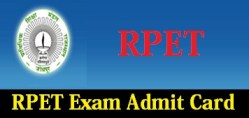 RPET 2014 Admit Card