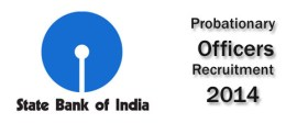 sbi po recruitment 2014