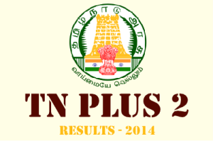 12th Tamilnadu results 2014