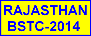 BSTC answer key 2014