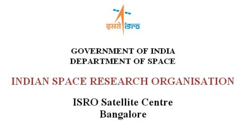 ISRO Banglore Recruitment 2014