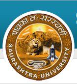 Saurashtra Uni BA Bcom Sem 6 Online Application