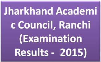JAC 12th Arts Results 2015