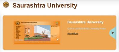 Saurashtra university BA Sem 4 Result 2015