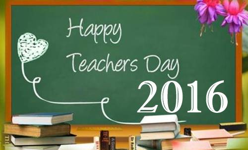 Teachers Day 2016