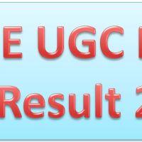 CBSE UGC NET July Result 2016