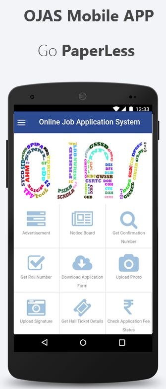 OJAS Official Android Application