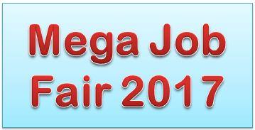 Mega Job Fair 2017 By Gujarat Govt