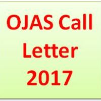 OJAS Call Letter 2017
