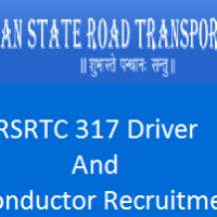 RSRTC Recruitment 2017