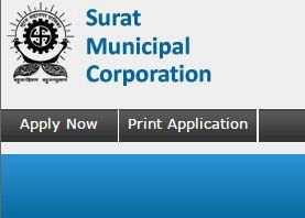 Surat Municipal Corporation Recruitment 2017