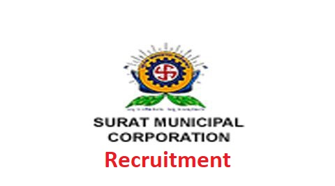 Surat Municipal Corporation Recruitment 2018