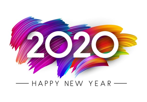 Happy New Year 2020 Wishes for Friends and Family
