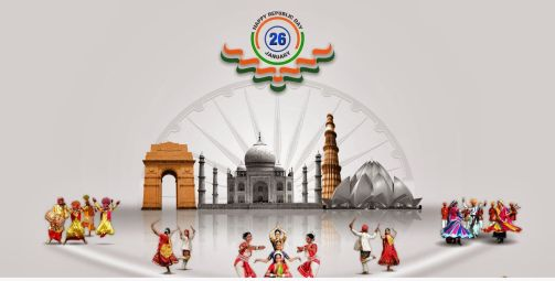26 January Happy Republic Day