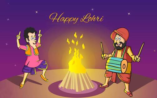 Happy Lohri 2018 Wishes
