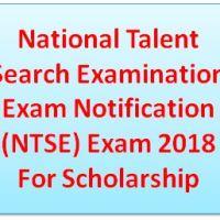 SEB NTSE Exam 2018
