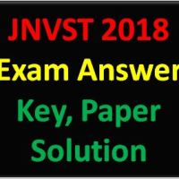 jnvst answer key