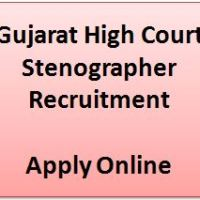 Gujarat High Court Steno Recruitment
