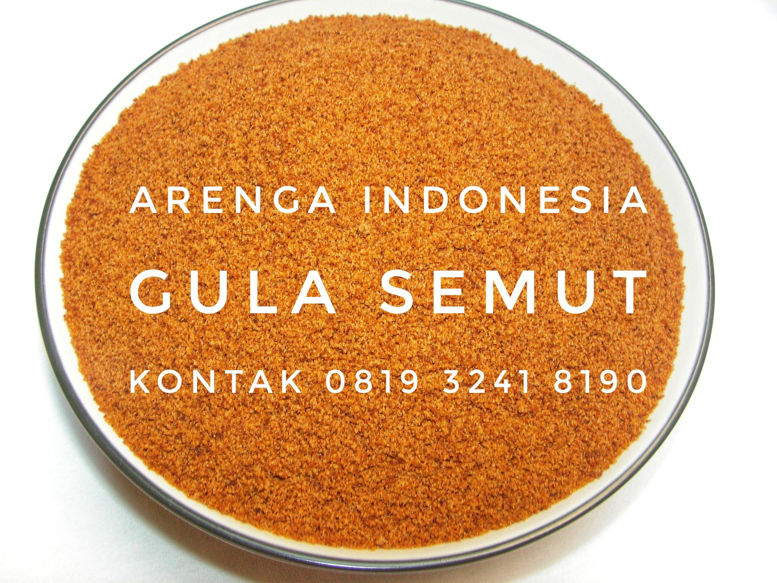 Gula Semut Aren Organik