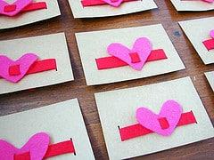 Texto Saint Valentin 2012