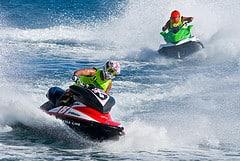 Activité Jet Ski