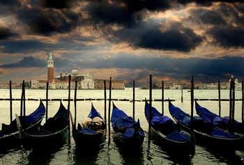Déclaration d'amour à Venise